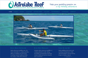 Astrolobe Reef Outrigger Adventures