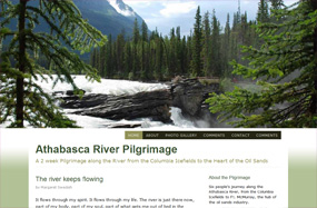 Thumbnail image for River Pilgrims