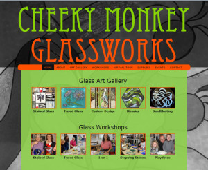 Thumbnail image for Cheeky Monkey Glassworks