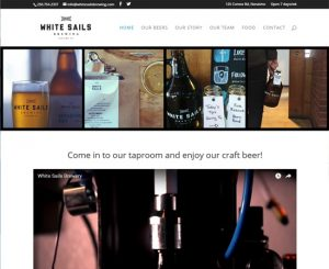 whitesails brewing
